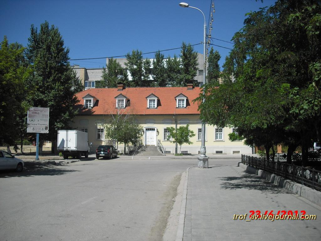 Дом общинной управы