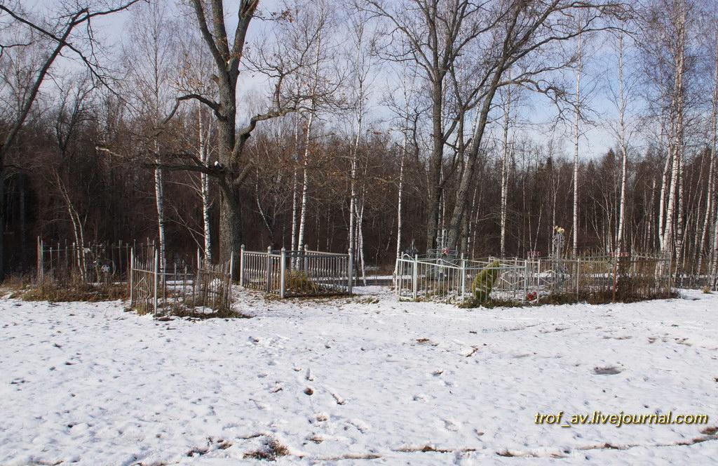Кладбище на Утицком кургане