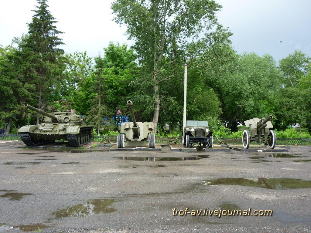 Крутинка, мемориал Великой Отечественной