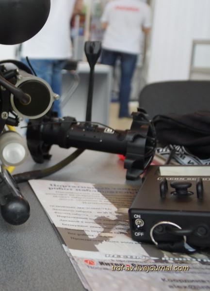 Миниатюрный робот-разведчик Скаут производства ООО Интерспецтек