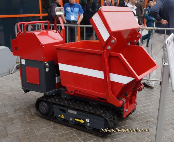 Дистанционно управляемый думпер ТТ500