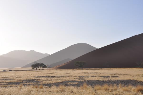 Феноменальные пейзажи Намибии