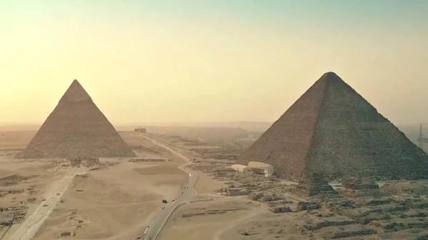Что общего у древних пирамид и современных радаров?