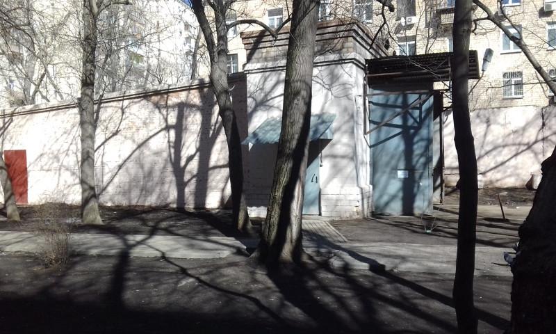 Портал в подземную Москву