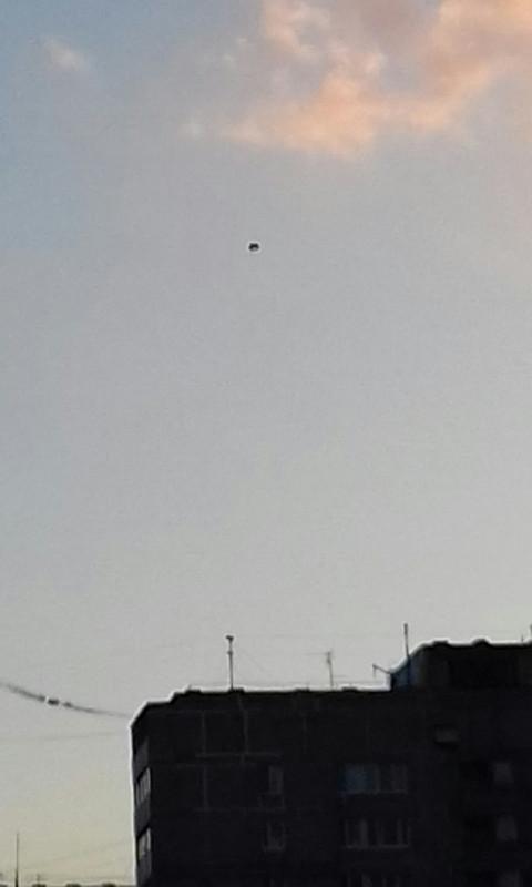 Почему так трудно фотографировать НЛО