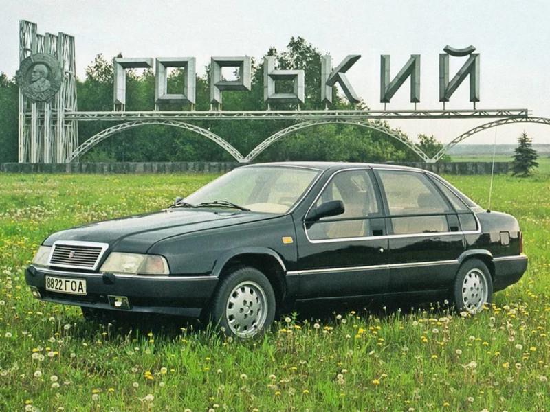 Какой могла бы стать Волга