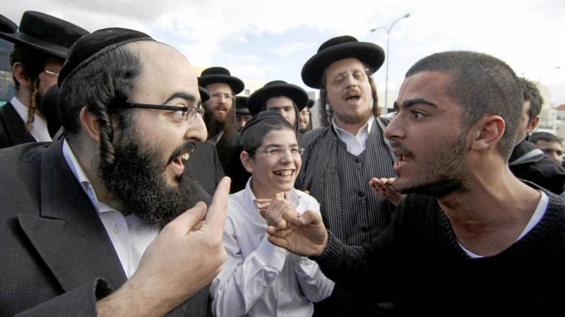 Избили за то, что еврей