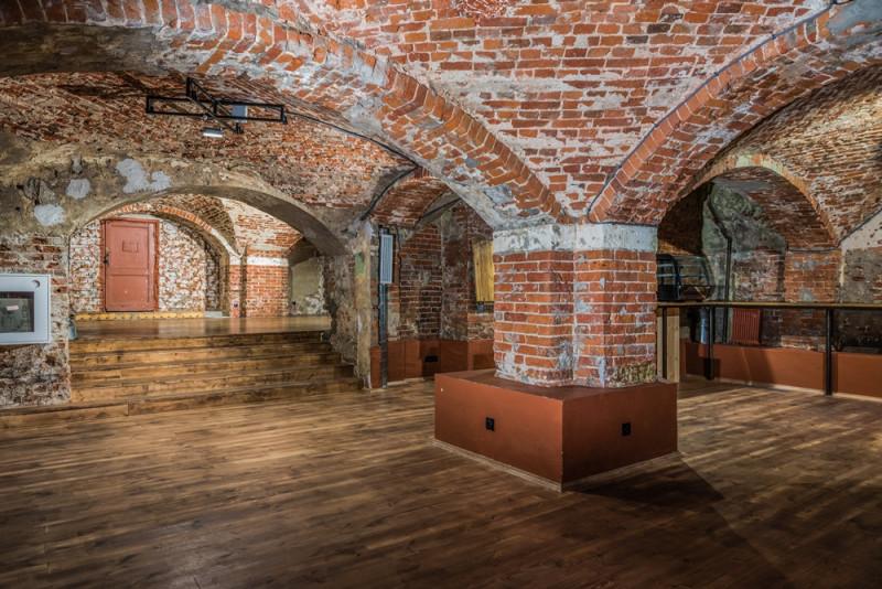 Подземная Москва: очередной уголок