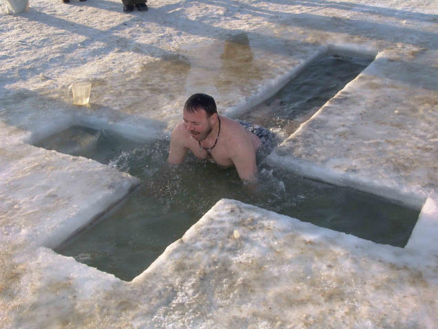 19 января крещение Иисуса Христа