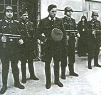 Шухевич и Нахтигаль