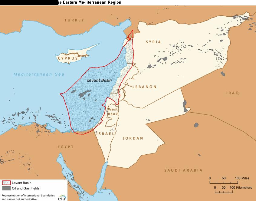 Израиль подписал договор с Иорданией о поставках газа на 15 лет