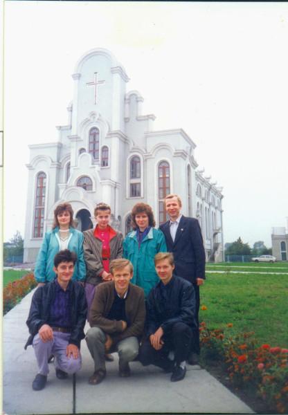 Скандал с гомосексуализмом в смоленской семинарии в 90 е годы