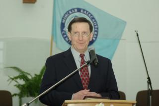 Председатель Союза ЕХБ в РБ Виктор Крутько