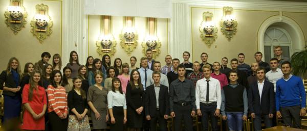 Youth of Kobrin church