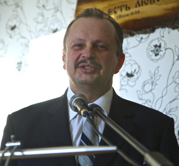 Игорь мельничук член церкви