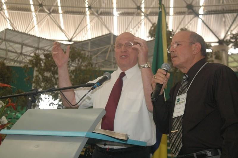 Проповедь в Бразилии