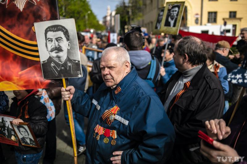 Пропагандисты Сталина в Минске