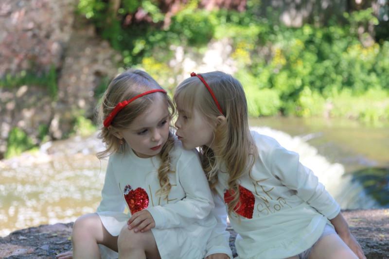 Мариана и Лиана. Фото Ангелины Комягиной