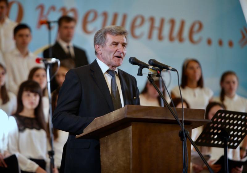 Михаил Липский