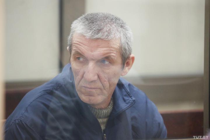 Подсудимый Виктор Павлов