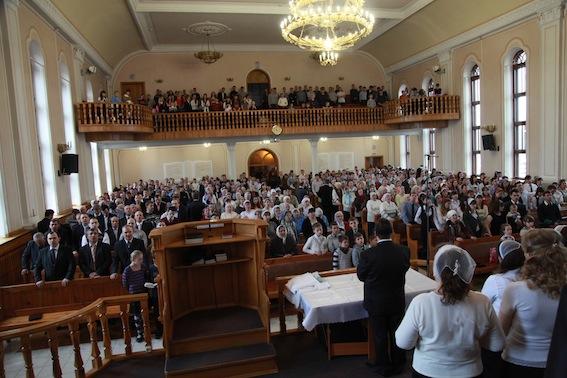 Дом евангелия, киевская центральная поместная церковь евангельских христиан-баптистов