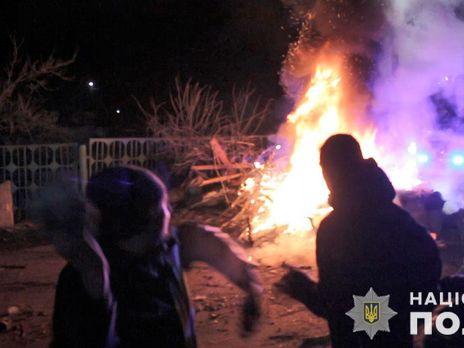 Почему украинцы из Новых Санжар правы?
