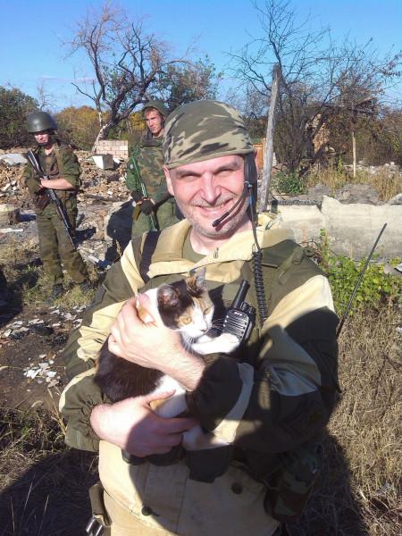 """Командир """"Призрака"""" о реалиях войны на Донбассе"""