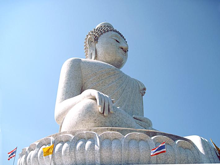 Таиланд Пхукет Большой Будда