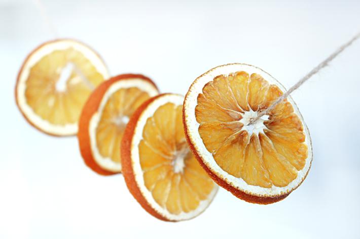 Как сушить апельсины в духовке