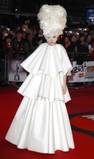 Gaga becomes a spirit doll