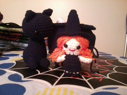 crochet-witchncat