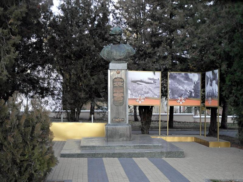 памятник подешевле Новохоперск