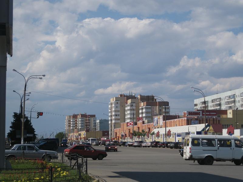 город ульяновск новый город фото