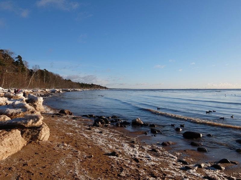 Зеленогорск - курорт на Финском заливе