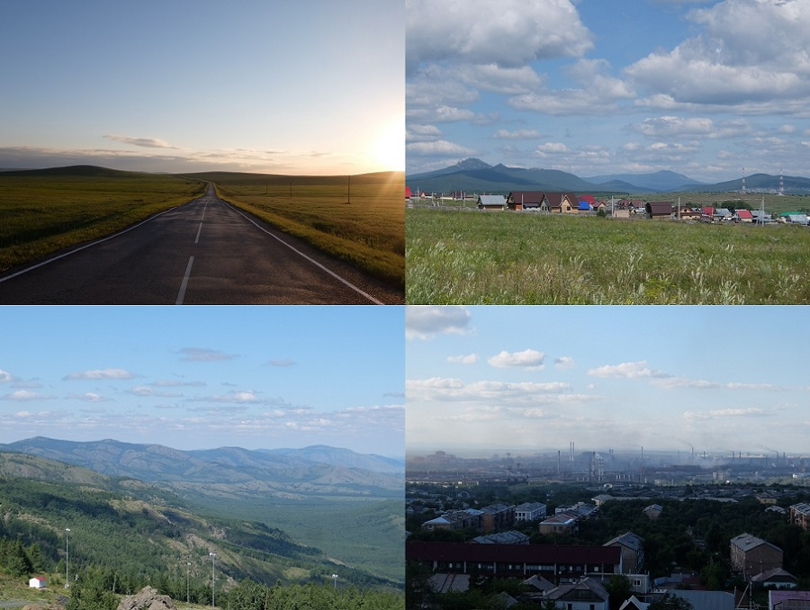 Дорога на Урал и дороги Урала