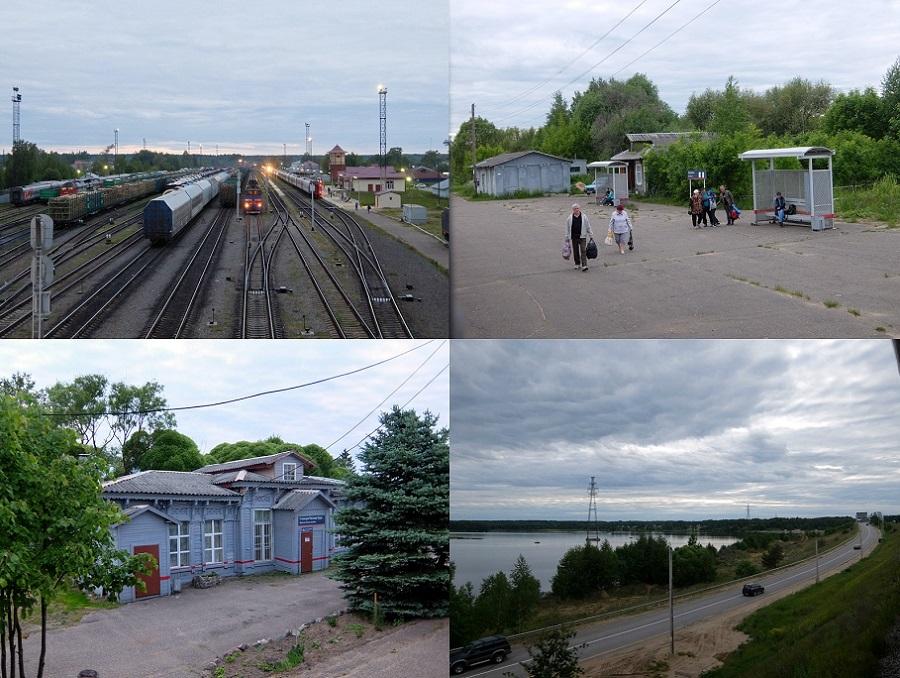 Савёловская глухомань: от Москвы до Сонково