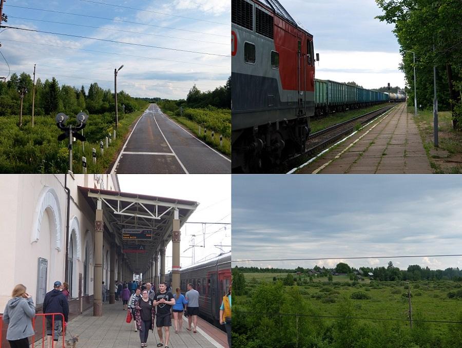 Савёловская глухомань: от Бежецка до Москвы