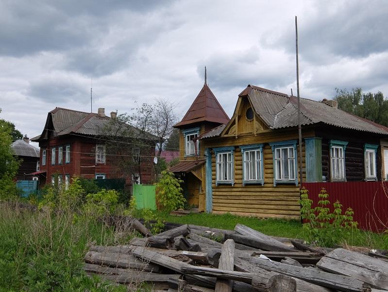 Кимры, ч.2 - Волга, наркотики, модерн