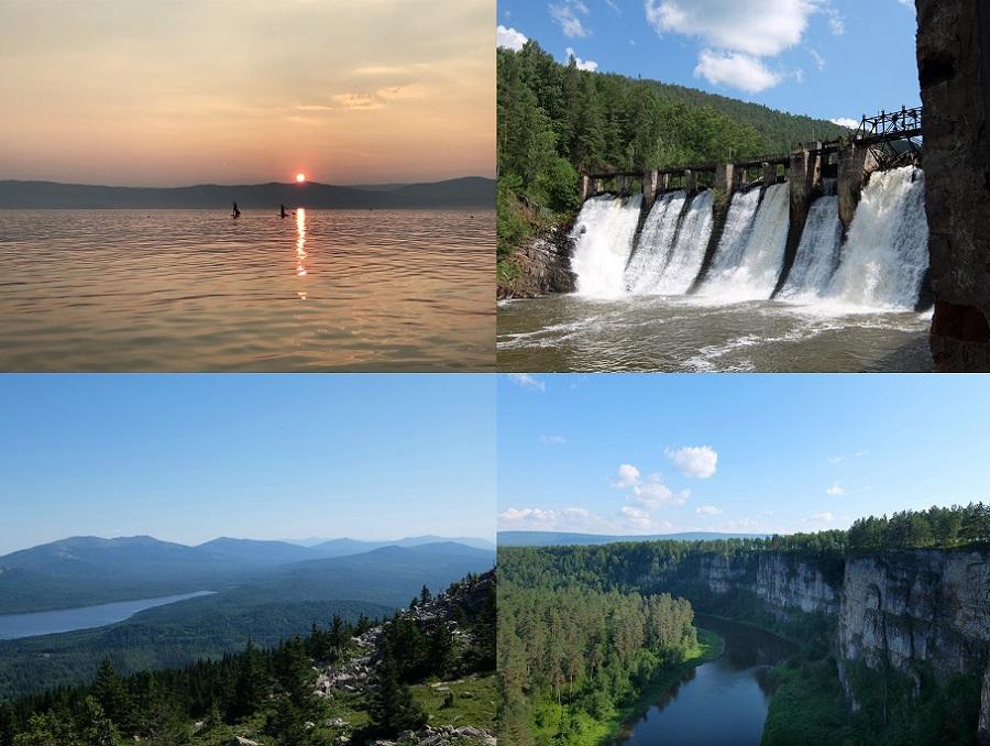 Красоты Южного Урала