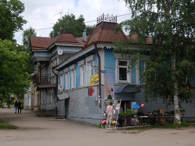 Бежецк, ч.2 - немного уютной старины