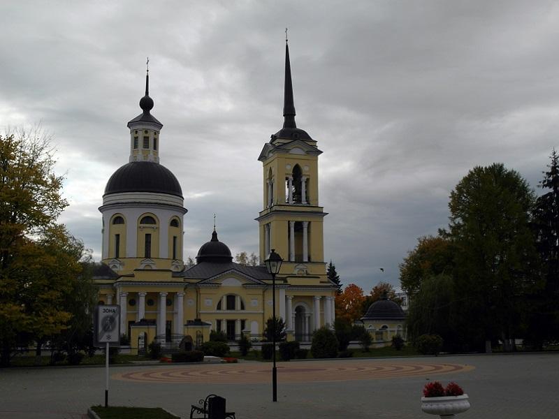 Мосальск - тихое место громких имён