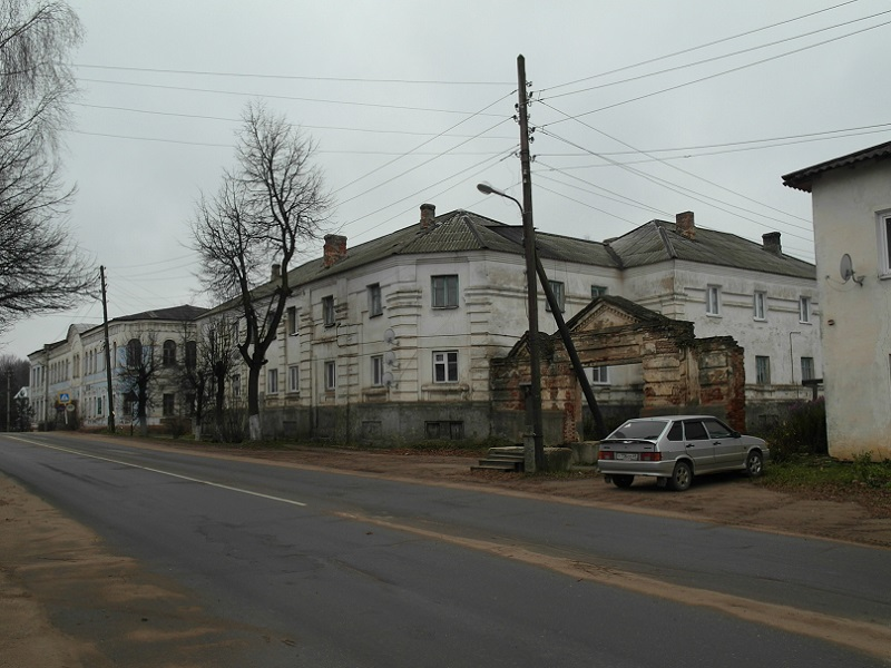 Белый - город-изгой -