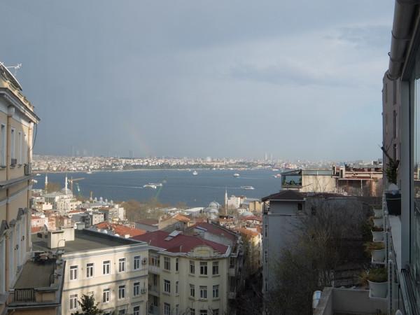 Стамбул, ч.6 - дух морской свободы