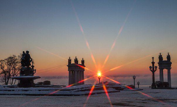 доброе утро Волгоград