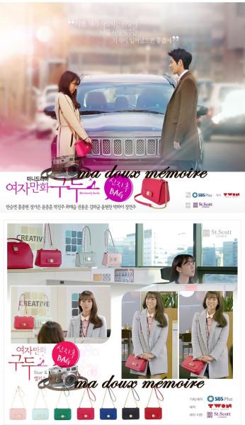 2015新款女韩版潮St.scott张娜拉同款蝴蝶结链条单肩包斜跨小包-RMB109-10-p