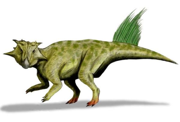 Сибирский пситтакозавр