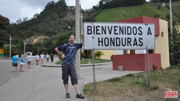 Бьенвенидос а Гондурас