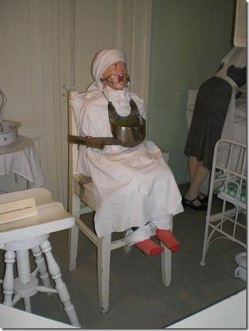 Любовь в гинекологическом кресле