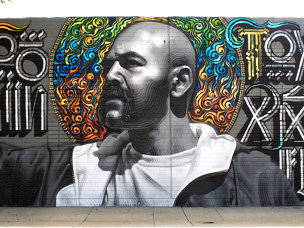 El Mac and Retna