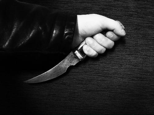 Варианты ношения ножа